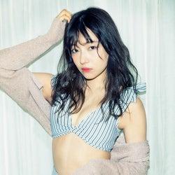NMB48白間美瑠&村瀬紗英&HKT48森保まどか、水着姿で美ボディ発揮