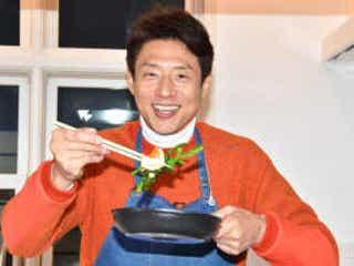 松岡修造 全工程2分半での調理に挑戦!時短レシピに「だからできるんだ」