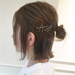 ストレートヘアアレンジが逆に新しい♡みんなと差のつく!