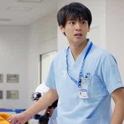 竹内涼真/「ブラックペアン」第6話より(C)TBS