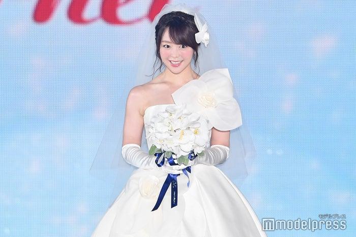 「GirlsAward 2018 AUTUMN/WINTER」に出演した峯岸みなみ (C)モデルプレス