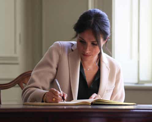 メーガン妃、ヘンリー王子と息子の絆を基にした児童書を出版へ。