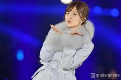 「TGC KITAKYUSHU 2017 by TOKYO GIRLS COLLECTION」に出演した白石麻衣 (C)モデルプレス