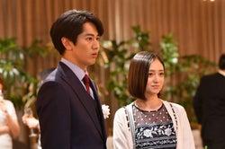 永山絢斗、安達祐実/「初めて恋をした日に読む話」第6話より(C)TBS