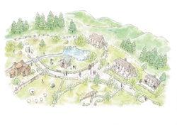 日本初「ひつじのショーン」屋外施設『ひつじのショーン ファームガーデン』誕生