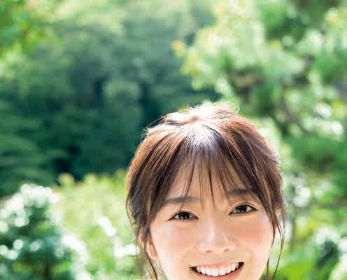 櫻坂46田村保乃、お家デート風カットでエプロン姿も 「少年マガジン」初ソロ表紙