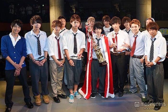 『関東高一ミスターコン2015』ファイナリスト