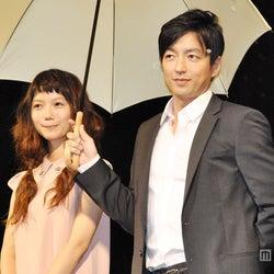宮崎あおい、大沢たかおの知られざる素顔を告白「おおかみのようだった」