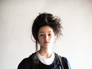 モデル界期待の新人・山口らいら、11歳とは思えぬ堂々たるオーラ 可憐な美貌に業界注目