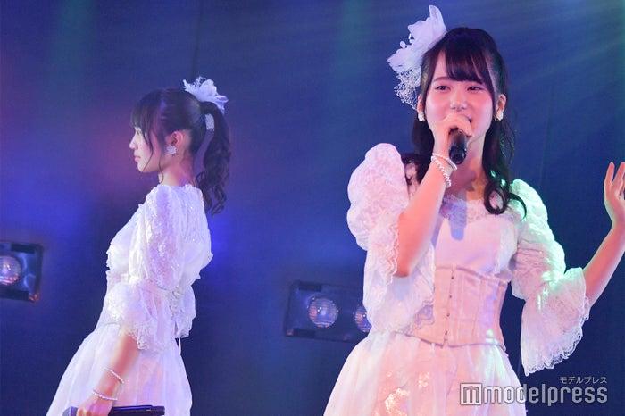 「蜃気楼」前田彩佳/AKB48柏木由紀「アイドル修業中」公演(C)モデルプレス