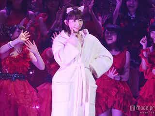 小嶋陽菜、SEXY衣装の秘話を明かす「急遽…」 ファンから驚きの声