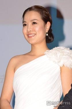準グランプリのサプライズプレゼンターとして登場した金ヶ江悦子