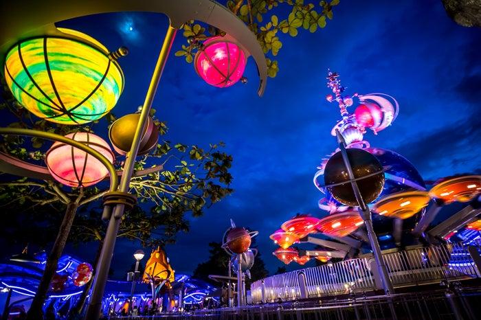 香港ディズニー「10Kウィークエンド2019」初のナイトラン&アフターパーティー開催(C)Disney