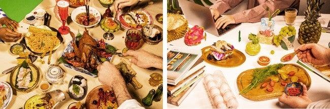Kimchi,Durian,Cardamom,,,(提供画像)