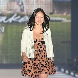モデルプレス - 紗綾、デング熱を乗り越え初めてのファッションショー出演