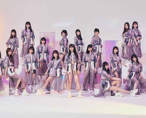 乃木坂46「ベストアーティスト2020」白石麻衣卒業後初の新曲を披露