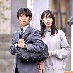 加藤清史郎、南沙良「ドラゴン桜」第4話より(C)TBS