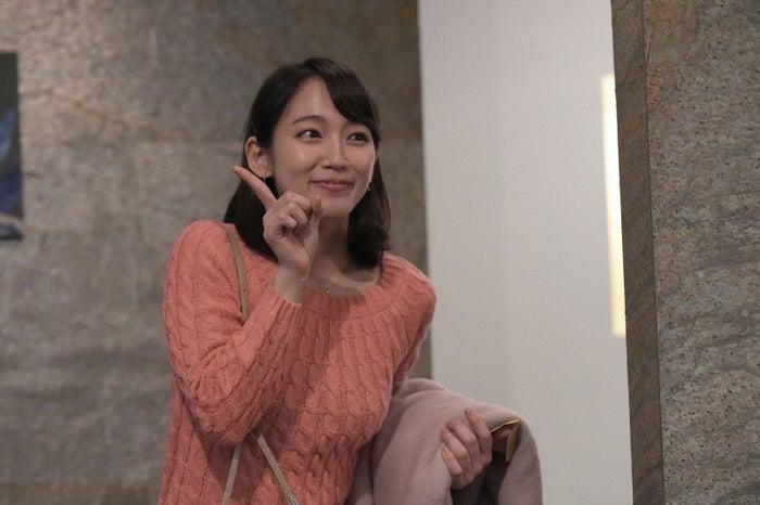 吉岡里帆/「カルテット」第9話より(C)TBS