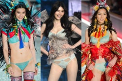 ミン・シー(Ming Xi)、スイ・ハ(Sui He)、リウ・ウェン(Liu Wen)/photo by Getty Images