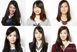 日本一可愛い女子高生を決めるミスコン、全国6エリアのセミファイナリスト一挙公開