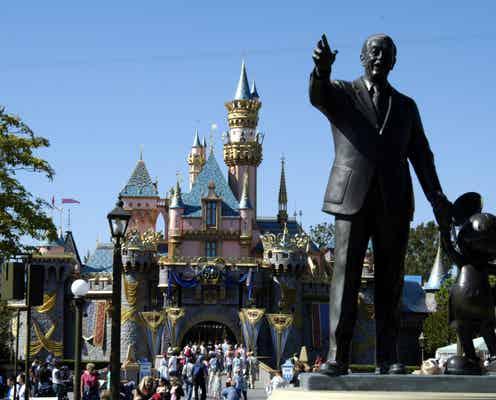 ディズニーランド設立を題材にした映画が製作へ。