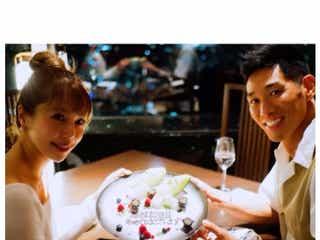 住谷杏奈&レイザーラモンHG、結婚記念日2ショットに「ステキ夫婦」「憧れる」の声