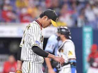 阪神・藤浪「バタバタしてしまった」「申し訳ない」6回6失点で初勝利ならず