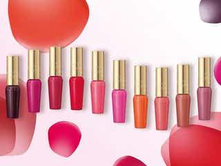 【kiss・2月8日発売】花びらのような唇に。新美容液グロス誕生