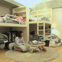 女子部屋『TERRACE HOUSE BOYS & GIRLS IN THE CITY』31st WEEK(C)フジテレビ/イースト・エンタテインメント