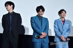 三浦春馬、吉沢亮、戸塚純貴 (C)モデルプレス