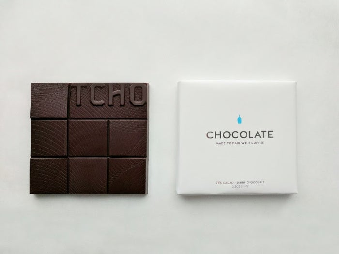 Blue Bottle Coffee Chocolate(ブルーボトルコーヒーチョコレート)800円(税抜)/画像提供:ブルーボトルコーヒー