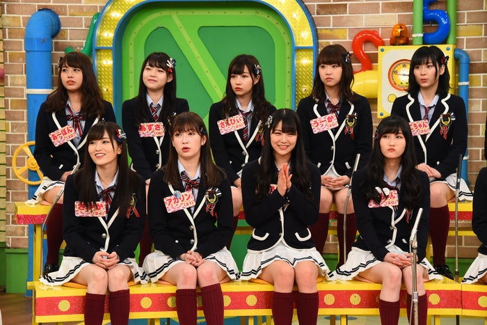NMB48(写真提供:関西テレビ)