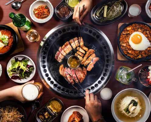 YGの韓国BBQレストラン「サムゴリプジュッカン東京」渋谷の主要メニューは?