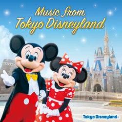 東京ディズニーランド&シー、秋をテーマにした公式プレイリスト公開