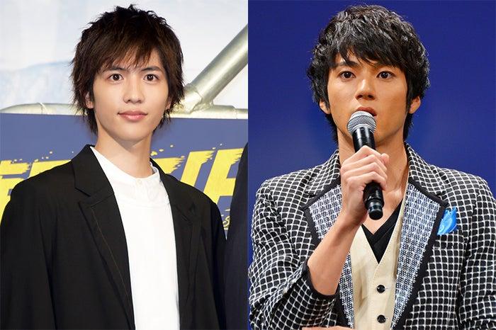 阿久津愼太郎の芸能界引退にコメントした(左から)志尊淳、山田裕貴(C)モデルプレス