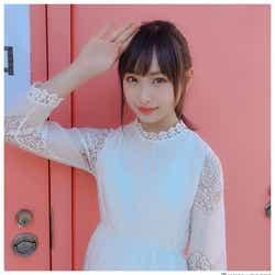 モデルプレス - NMB48梅山恋和は「顔面最強超絶可愛い」15歳の逸材 発信力も期待【注目の人物】