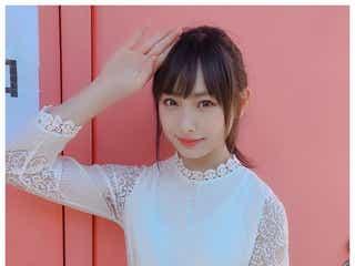 NMB48梅山恋和は「顔面最強超絶可愛い」15歳の逸材 発信力も期待【注目の人物】