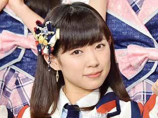 NMB48渡辺美優紀、「男性?女性?」アンケートに7万票