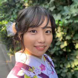 山田璃々子(慶應義塾大学)(提供写真)
