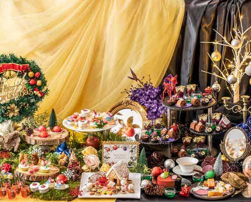 『白雪姫』スイーツが食べ放題「マイ テーブル アフタヌーンティー~白雪姫と王妃の林檎~」名古屋で開催