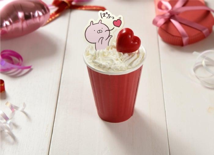うさこの「ぱふっ」 ホットチョコレート890円(税抜)/画像提供:株式会社レッグス