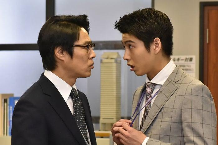 ドラマ「スーパーサラリーマン左江内氏」より(C)NTV