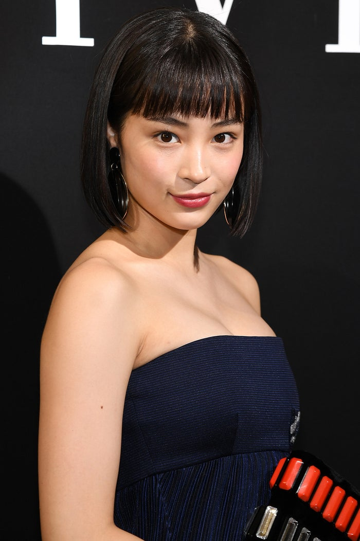 広瀬すず/photo by Getty Images