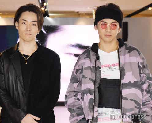 EXILE TETSUYA&NAOTO、ステージ衣装に思うこと「近くで見ると…」