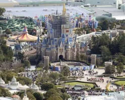 ディズニーが入場制限緩和 1日から1万人に