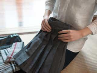 中高生のころの制服、手洗いorクリーニングどうしてた?
