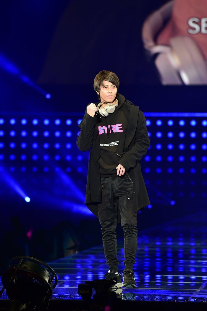 山下智久(C)マイナビ presents TOKYO GIRLS COLLECTION 2018 SPRING/SUMMER