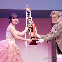 モデルプレス - ロンブー田村淳も期待「違う現場でも一緒に」 日本最大級モデルコンテストのグランプリ発表<「MODECON」グランドフィナーレ授賞式>