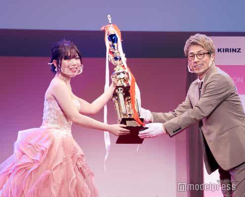 ロンブー田村淳も期待「違う現場でも一緒に」 日本最大級モデルコンテストのグランプリ発表<「MODECON」グランドフィナーレ授賞式>