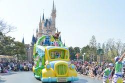 新パレード「うさたま大脱走!」(C)モデルプレス(C)Disney